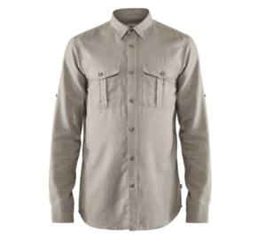 Fjällräven Övik Travel Shirt LS férfi ing 2962075000