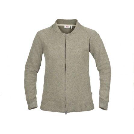 Fjällräven Övik Re-Wool Zip Jacket női dzseki