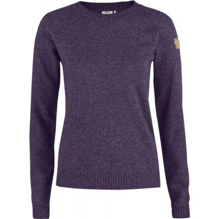 Fjällräven Övik Re-Wool Sweater női pulóver