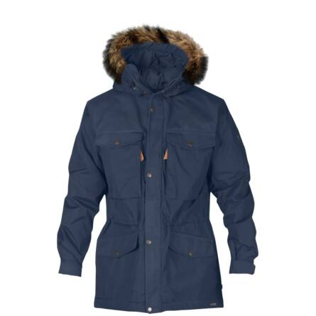 Fjällräven Sarek Winter bélelt kabát