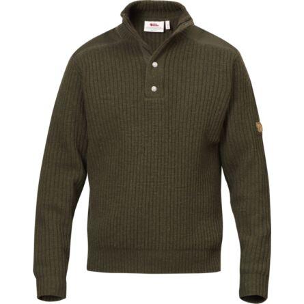Fjällräven Värmland T-neck kötött pulóver