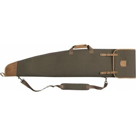 Fjällräven Rifle Case fegyvertok bőr betéttel