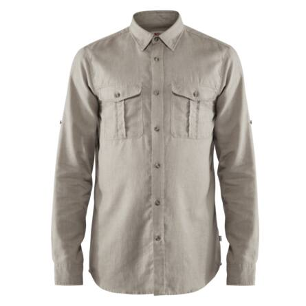 Fjällräven Övik Travel Shirt LS férfi ing