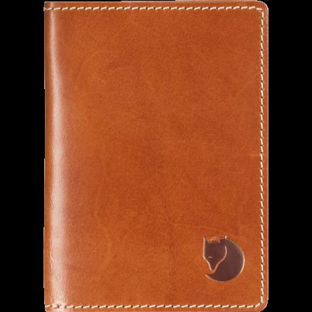 Fjällräven Leather Passport Cover útlevéltok