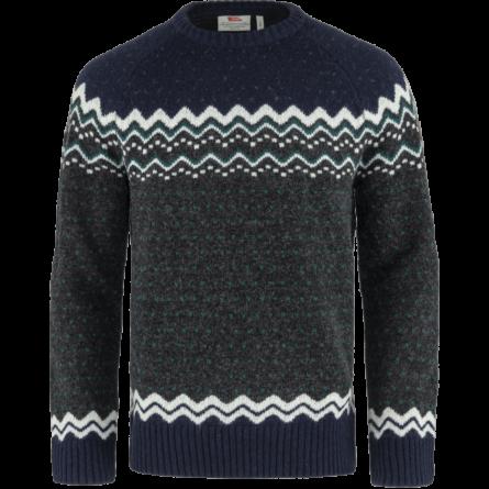 Fjällräven Övik kötött pulóver
