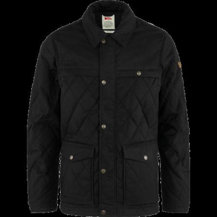 Fjällräven Övik Wool Padded bélelt kabát